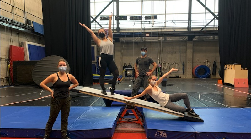 COVID-19: Reopening the National Circus School in Montreal – A Case-Study