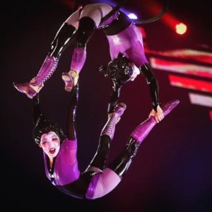 Live Like An Acrobat Podcast Ep. 18: The Contortion Sisters