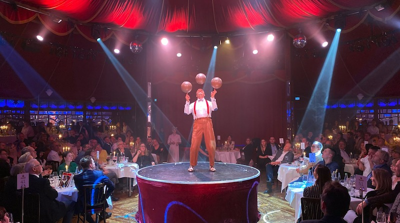 Circus Immersion--Juggling: It's More Than Just Throwing Objects in the Air