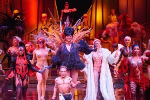 Cirque du Soleil Closes 'Zumanity' for Good, Vows to Bring Back Other Las Vegas Strip Shows