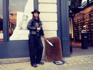 London's Street Performers Face a Crackdown