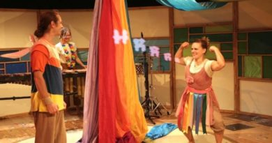 Play-Along Plink and Boo Review – Circus Duo Upend Gender Bias