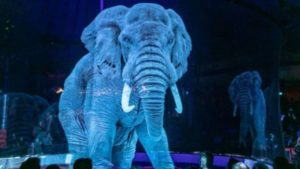 Incredible! German Circus Uses Holograms of Wild Animals: VIDEO