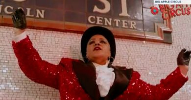 Bronx Native Back to Circus Ringmaster Duties After Surgery, Participates in Macy's Parade