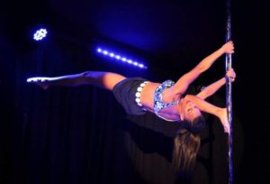 """Live Like An Acrobat Podcast Ep. 23: """"Exotic Aerialist """" Candace Cane"""