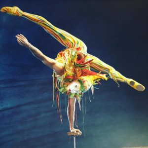 "Live Like An Acrobat Podcast Ep. 22: ""Mystère"" Red and Yellow Bird Christopher Phi"