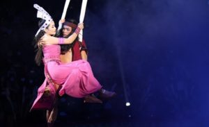'The Magic Stick' Show: A Fitting Combination of Circus and Vietnamese Opera