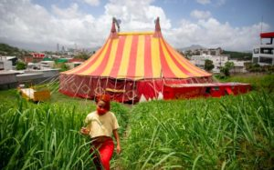 A Traveling Circus and Its Great Escape – Overheard at National Geographic