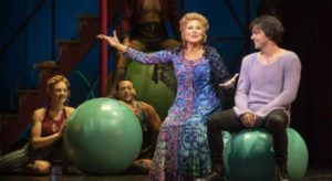 Kerri-Anne Kennerley Hospitalised After Trapeze Fall During PIPPIN Performance