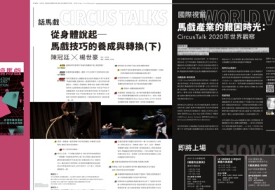 DU MA XI Collaboration: The Hard Times in Circus--A World Overview from CircusTalk 2020