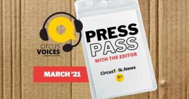 Press Pass with the Editor, Episode 1, March 2021