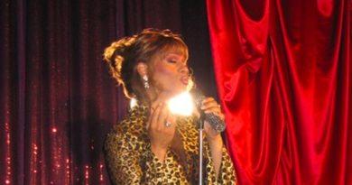 Live Like An Acrobat Podcast Ep. 28- Whitney Houston Tribute Artist Ikenna Amaechi