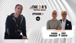 The 3Rs with Matthew Jessner – Episode 2: Measured Optimism – Prudent, Still Bold