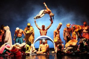 Cirque Gearing Up For 'O' Return July 4