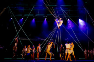 The Pulse (Gravity & Other Myths, Aurora, Adelaide Festival)