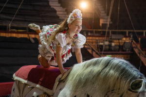 The Circus Arts – Engine Of A Fresh, New Beginning