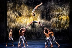 Press Release — Recirquel's New Cirque Danse Production Debuts for International Audience