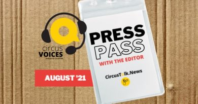 Press Pass with the Editor, Episode 6, August 2021