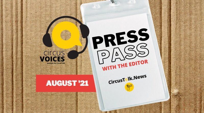 Press Pass episode graphic