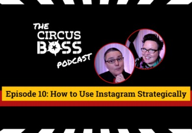 Circus Boss episode 10 graphic
