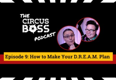 Circus Boss episode 9 graphic