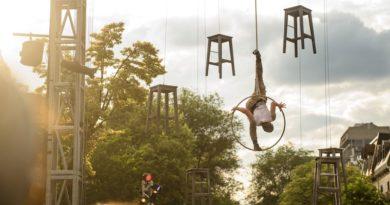 Vive la 12th Edition of Montréal Completement Cirque & The International Market of Contemporary Circus!