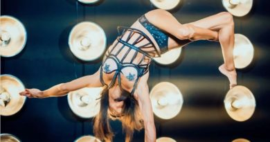 Circus Immersion–Keeping the Movement Going in the Art of Being Upside Down