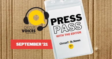 Press Pass with the Editor, Episode 7, September 2021