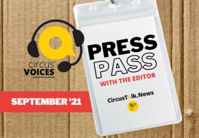 Press Pass September episode graphic