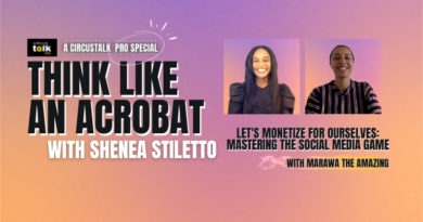<em>PRO Exclusive:</em> Think Like an Acrobat–Let's Monetize for Ourselves: Mastering the Social Media Game with Marawa The Amazing