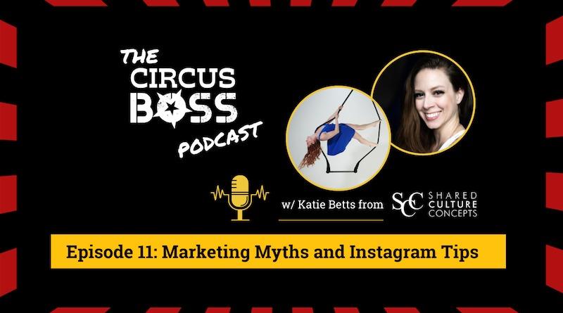 Circus Boss episode graphic