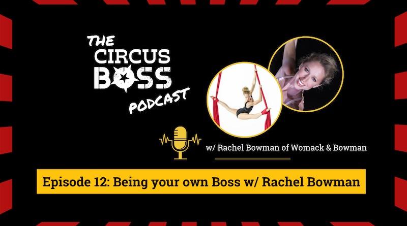 Circus Boss Episode 12 Graphic