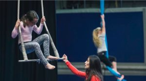 Taking the Circus to School: How Kids Benefit From Learning Trapeze, Juggling and Unicycle in Gym Class