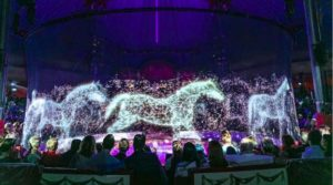 Roarsome! Poland's First Circus With Virtual Animals Embarks on Nationwide Tour