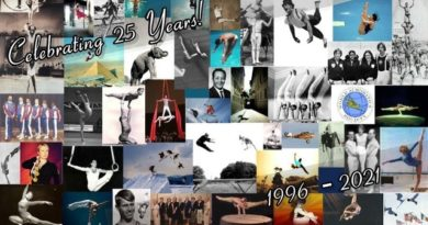 World Acrobatics Society Inducts New Legends into Hall of Fame