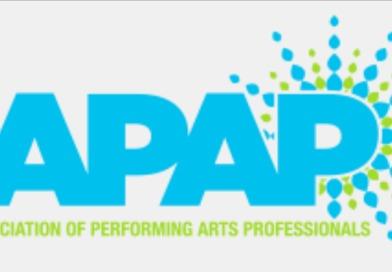 Blue APAP logo