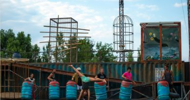 <em>WeLAND</em>: Contemporary Circus in Italy Tackles Topic of Global Warming