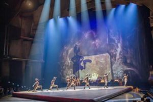 Cirque Du Soleil And Disney Announce Ticket On-Sale Date For Drawn To Life