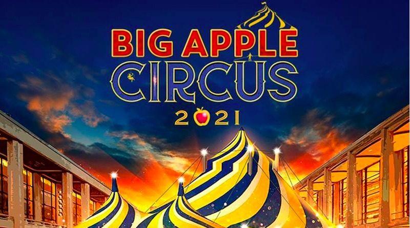 Big Apple Circus Tent logo