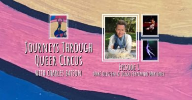 <em>Pro Exclusive</em>: Journeys Through Queer Circus–Two Artists of Latin American Origin, Many Experiences