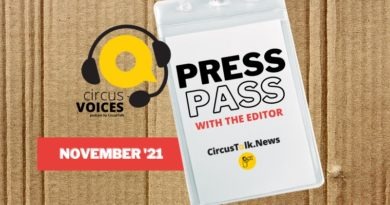 Press Pass with the Editor, Episode 8, November 2021
