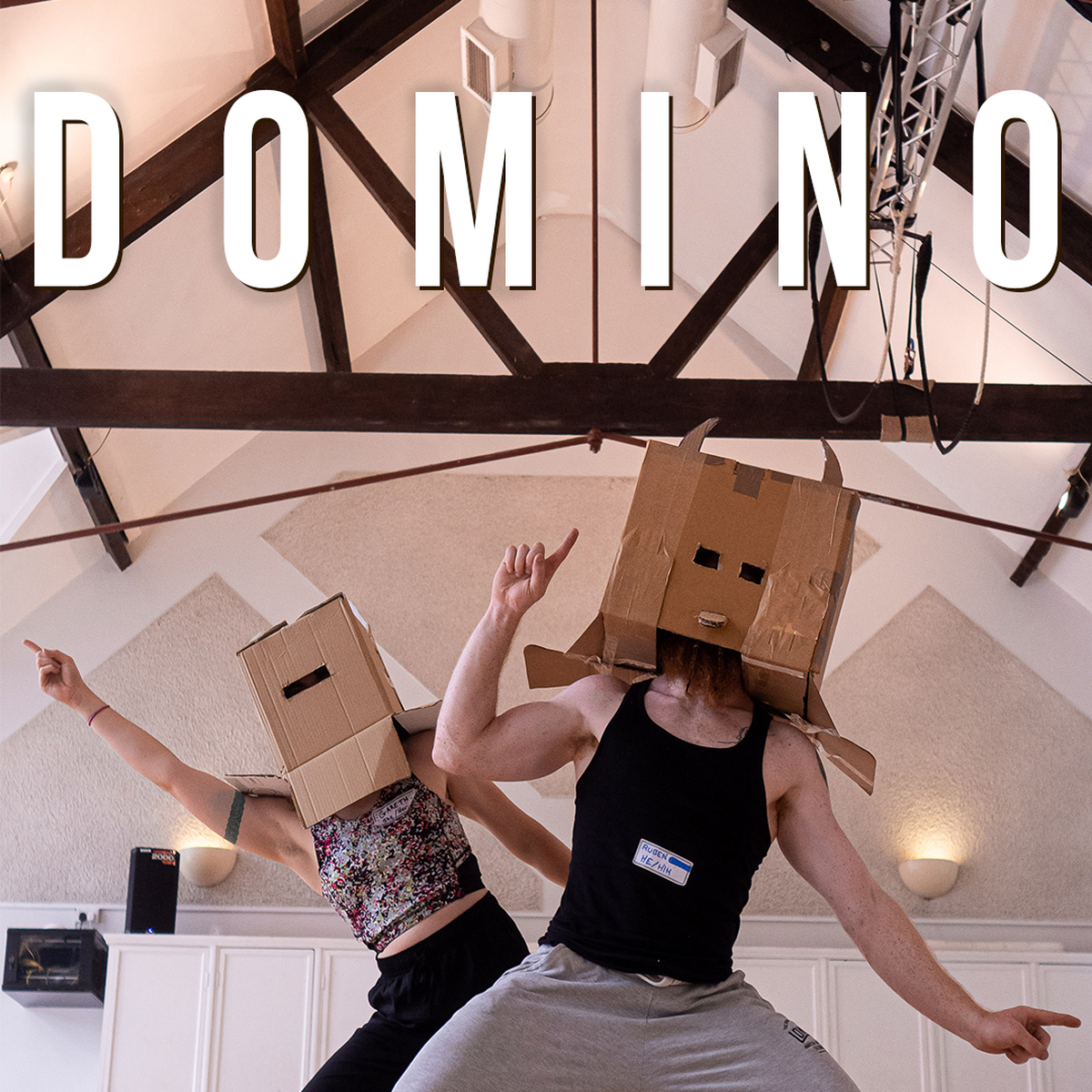 'Domino' 1st year FDA show directed by the MA