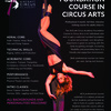 Foundation Course in Circus Arts - Circus Events - CircusTalk
