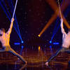 Duo Silver Stones (aerial straps act) - Circus Acts - CircusTalk