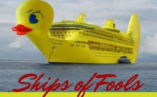 "N.C.I. ""SHIPS OF FOOLS – Comic Formulas Clown Masterclass"""