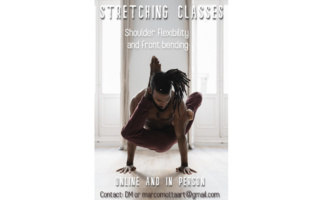 Stretching - Shoulder Flexibility and Front Bending