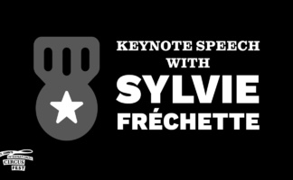 SJICF Saturday Keynote: Olympic Gold Medalist Sylvie Fréchette